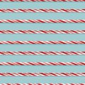 Seamless pattern with candy lines Royalty Free Stock Photo