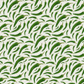 Seamless pattern with chili peppers