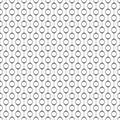 Seamless pattern of circles. Geometric wallpaper.