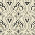Seamless pattern classical style background for easy making use it for filling any contours Stock Image