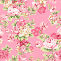 Seamless pattern classical style background for easy making use it for filling any contours Royalty Free Stock Images