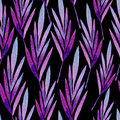 Seamless Pattern Of Colored Le...