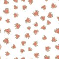 Seamless pattern with colorful hearts for Valentine s Day. Vector