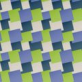 Seamless pattern with colorful squares. vector geometric background Royalty Free Stock Photo