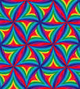 Seamless Pattern Of  Colorful ...