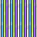 Seamless pattern with colorful stripes Stock Photo