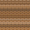 Seamless pattern with colorful waves