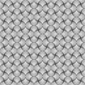 Seamless pattern of curved lines. Unusual lattice. Geometric str