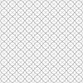 Seamless pattern of curves lines. Unusual lattice. Geometric bac
