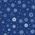 Seamless pattern Christmas / New Year seamless pattern