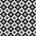 Seamless pattern with dots design. Royalty Free Stock Images