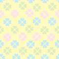 Seamless pattern with flower of hearts. Background of hearts on Valentine Day. Good for textiles, interior design, for