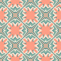 Seamless pattern geometric abstraction elements Stock Photo