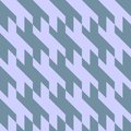 Seamless pattern with geometric decor Stock Photos