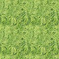 Seamless pattern - grass Stock Images