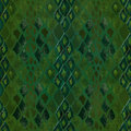 Seamless pattern of green snake skin background Stock Photo