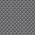Seamless pattern with grey rhombuses and crystals.