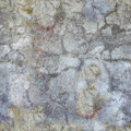 Seamless pattern of grunge concrete wall Royalty Free Stock Images
