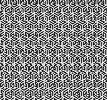 Seamless pattern (Hex based)