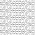 Seamless pattern of hexagons. Geometric background.