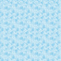 Seamless pattern with ice cubes water decoration frost transparent liquid