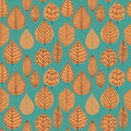 Seamless pattern with leaf abstract leaf texture endless backg background can be used for wallpaper fills web Stock Photo