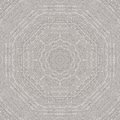 Seamless pattern linen canvas background fabric grey with abstract Royalty Free Stock Photos