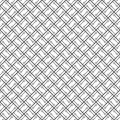 Seamless pattern of lines and circles. Geometric wallpaper. Unus