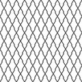 Seamless pattern of lines and rhombuses. Geometric wallpaper.