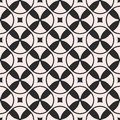 Seamless pattern with mosaic texture.