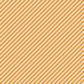 Seamless pattern with orange and white diagonal stripes, seamless texture background. Halloween, thanksgiving holidays