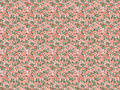 Seamless pattern pink flowers blossom Royalty Free Stock Photography