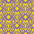 Seamless pattern with a popart colors repeat texture Stock Images