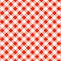 Seamless Pattern Of A Red Whit...