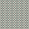 Seamless pattern with repeated geometric forms. Ornamental abstract background. Ethnic and tribal motifs.