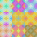 Seamless pattern set Stock Photo