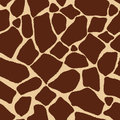 Seamless pattern skins giraffe
