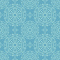 Seamless pattern with snowflakes elegant openwork Royalty Free Stock Images