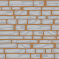 Seamless pattern stone wall Royalty Free Stock Photography