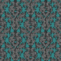 Seamless pattern in the style of damascus grey eps illustration Stock Photo