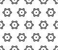 Seamless pattern, subtle geometric texture