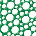 Seamless pattern texture with d circle holes Stock Images