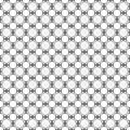 Seamless pattern. Unusual lattice. Geometric floral background.