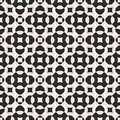 Seamless pattern, vector geometric abstract texture, monochrome