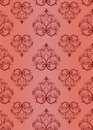 Seamless a pattern. Vector illustration Stock Photography