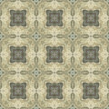 Seamless pattern with vegetal motives seamlessly repeating ornamental wallpaper or textile hand painted of queen anne s lace Stock Images