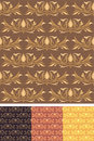 Seamless Pattern Wallpaper 01 Royalty Free Stock Photo
