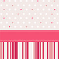 Seamless pattern wallpaper with fabric Stock Photo