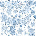Seamless pattern of winter Royalty Free Stock Photo