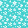 Falling snow or night sky vector seamless pattern